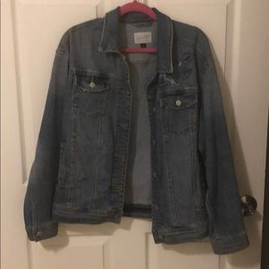 Universal Thread Jean Jacket